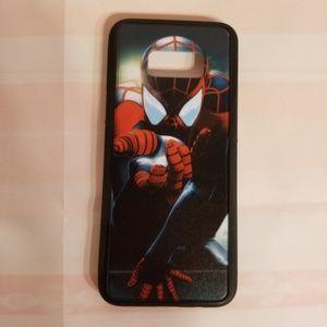 Spiderman Samsung 8+ plus phone case cover